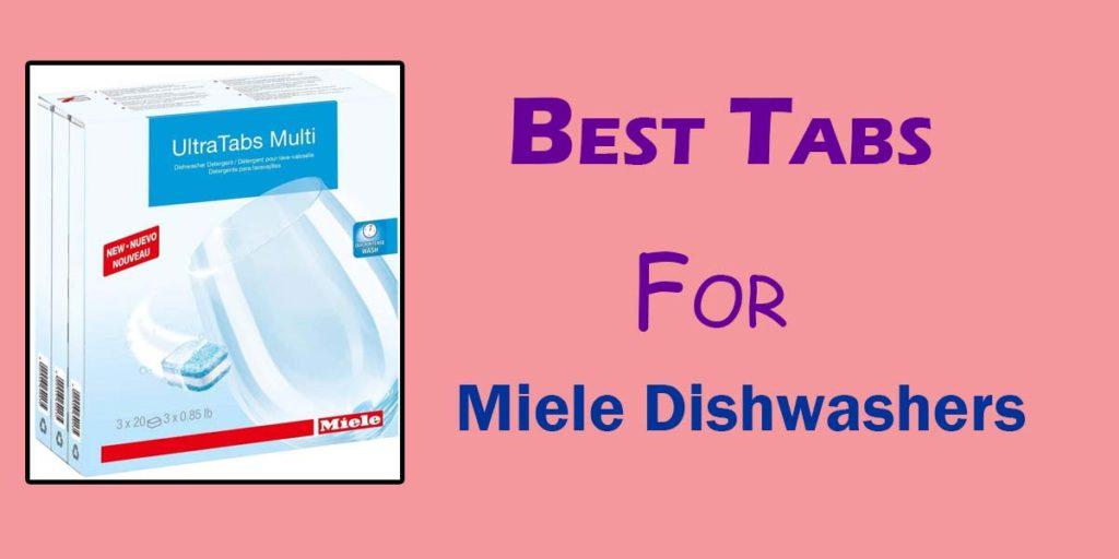 Best Detergent For Miele Dishwasher