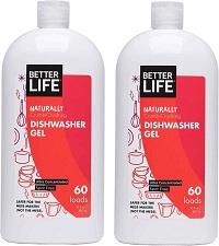 Better Life Gel Dishwasher Detergent