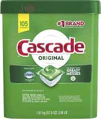 Cascade Original Dishwasher Pods