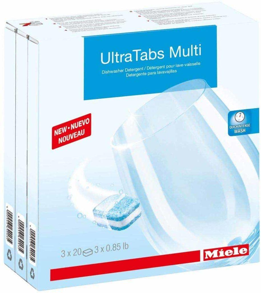 Miele Ultra Tabs Multi - Best Miele Dishwasher Tabs