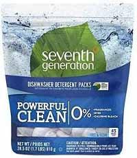 Seventh Generation-Fragrance Free Detergent