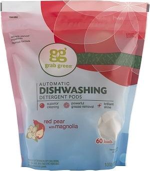 Grab Green - Automatic Dishwasher Detergent Pods