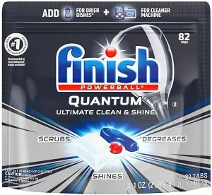 Finish Quantum Powerball - Recommended For LG Dishwasher