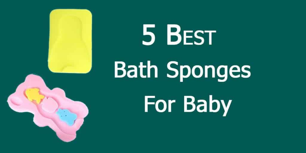 Best Baby Bath Sponges